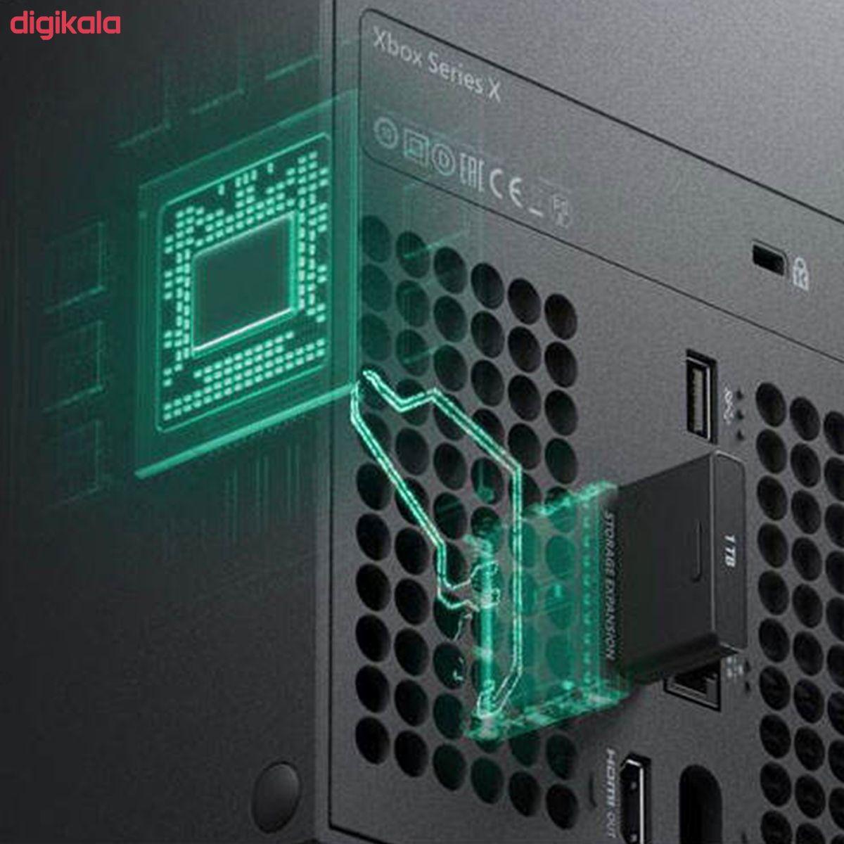 مجموعه کنسول بازی مایکروسافت مدل Xbox Series X ظرفیت 1 ترابایت main 1 9