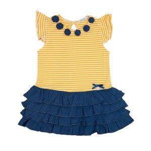 پیراهن دخترانه فیورلا مدل 31017