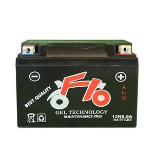 باتری موتورسیکلت اف 10 مدل 12N6.5A