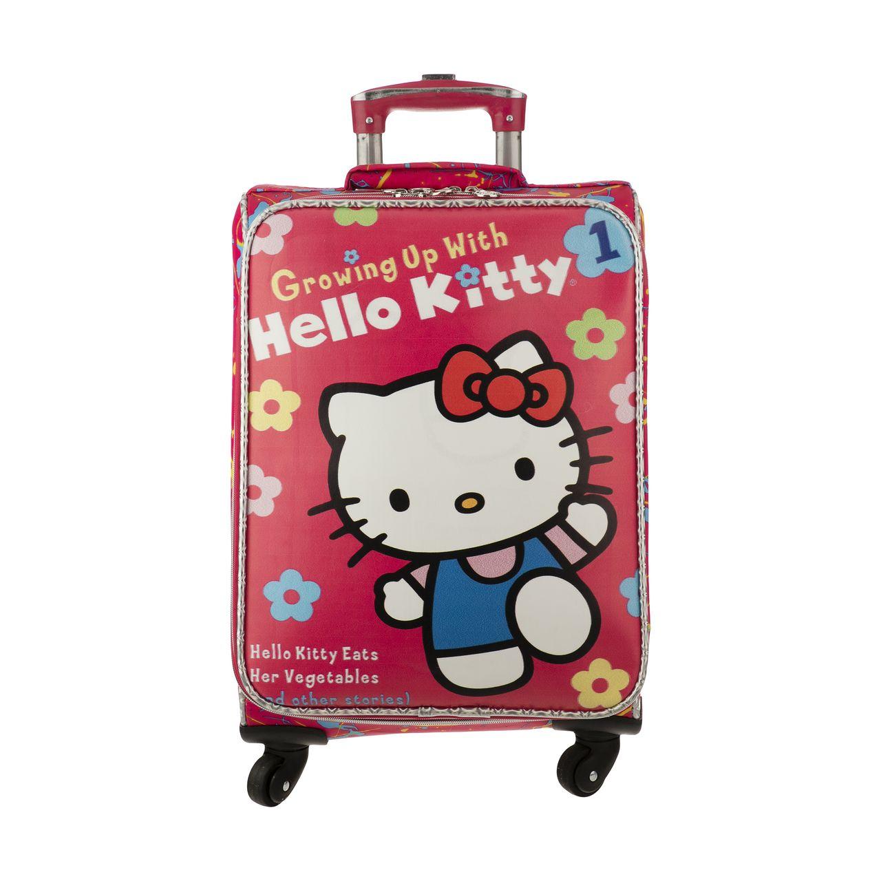 چمدان کودک مدل 01                     غیر اصل