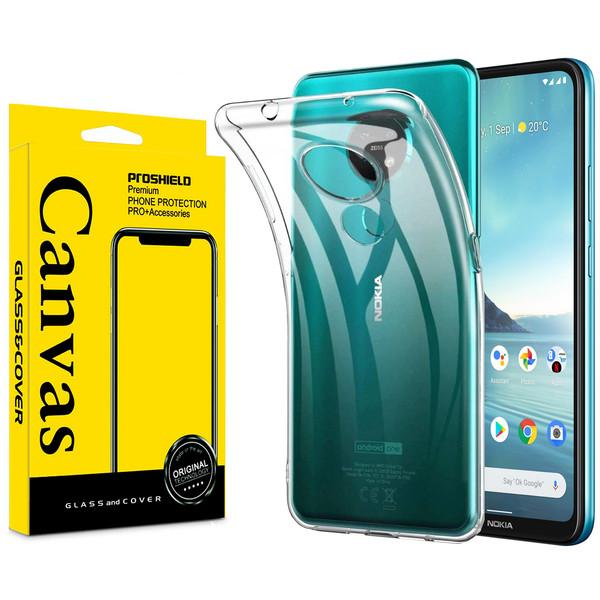کاور کانواس مدل COCONUT مناسب برای گوشی موبایل نوکیا 5.4