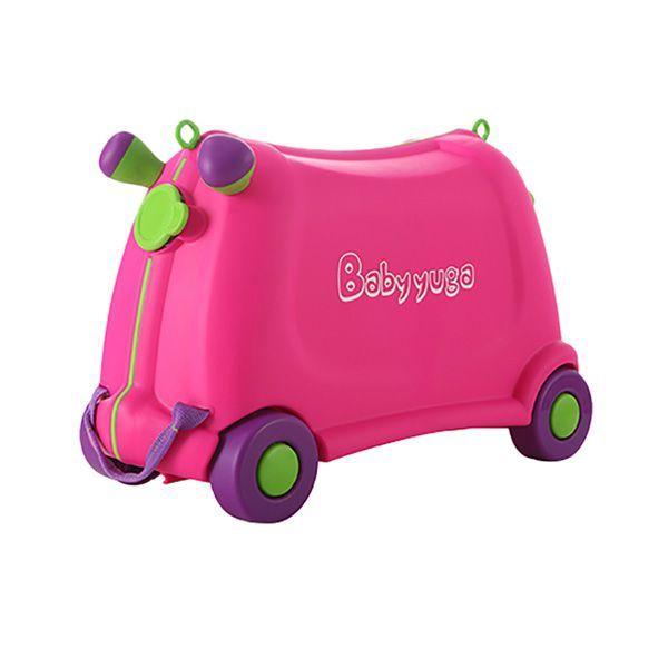 چمدان کودک مدل ترانکی