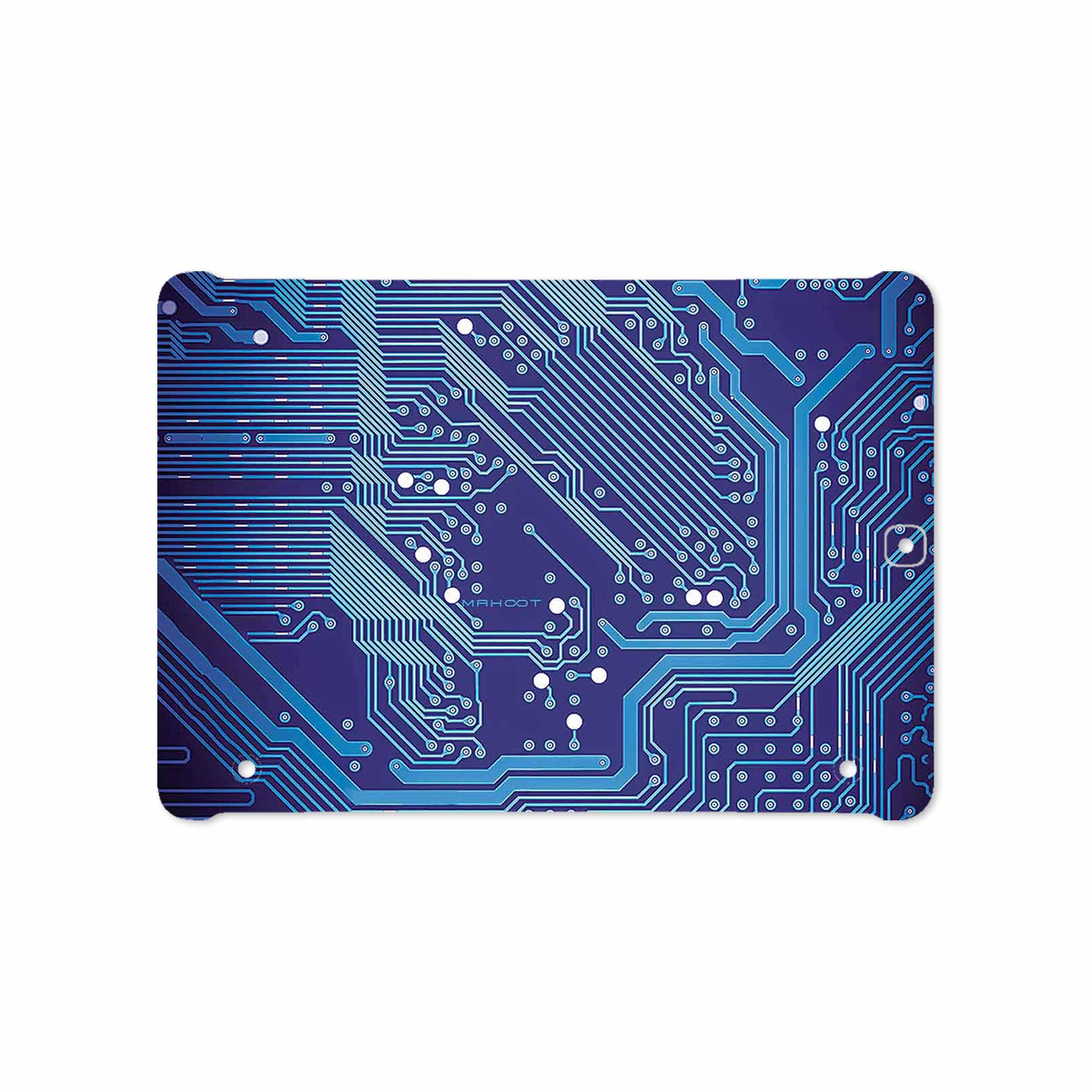 بررسی و خرید [با تخفیف]                                     برچسب پوششی ماهوت مدل Blue Printed Circuit Board مناسب برای تبلت سامسونگ Galaxy Tab S2 9.7 2016 T813N                             اورجینال