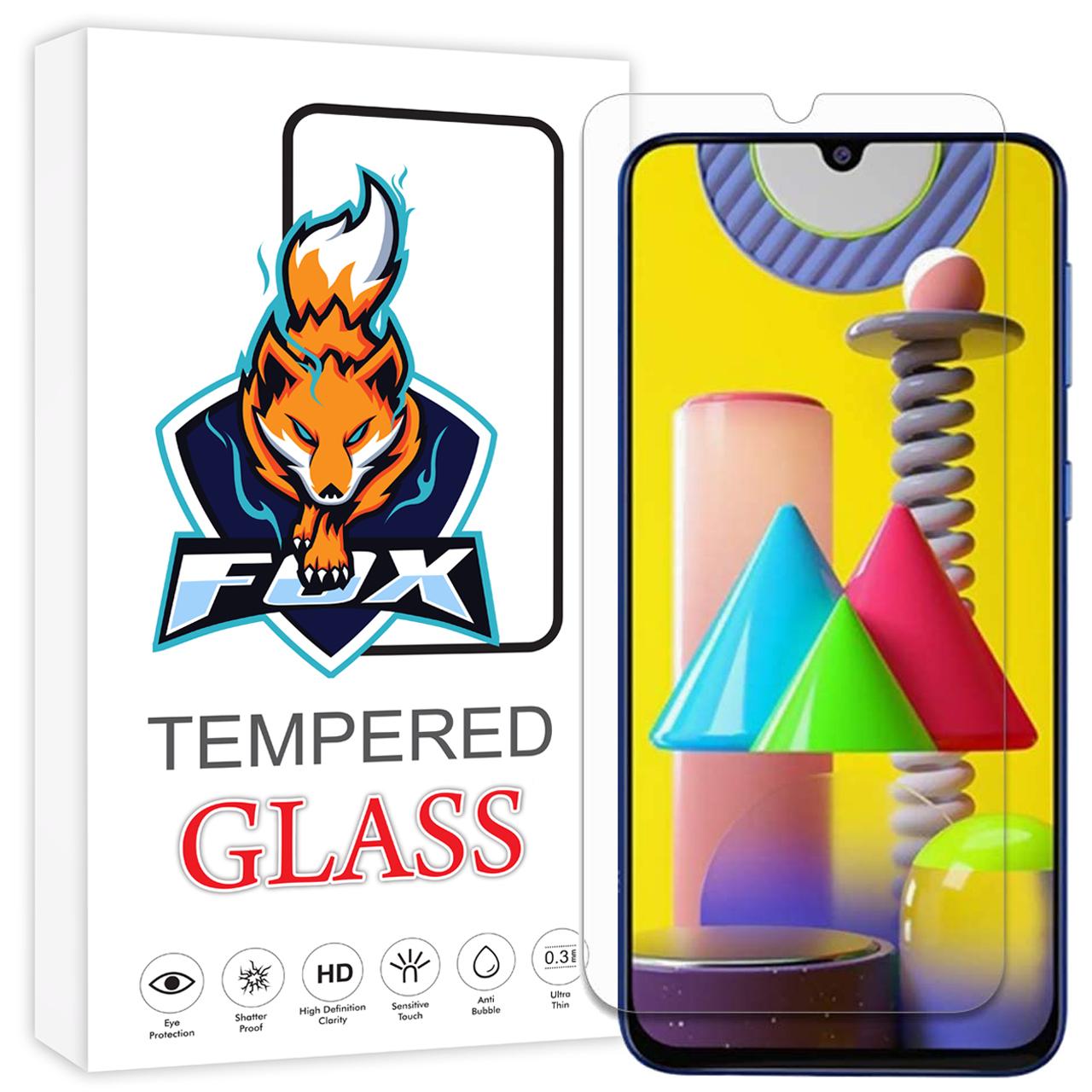 محافظ صفحه نمایش فوکس مدل PR001 مناسب برای گوشی موبایل سامسونگ Galaxy M31