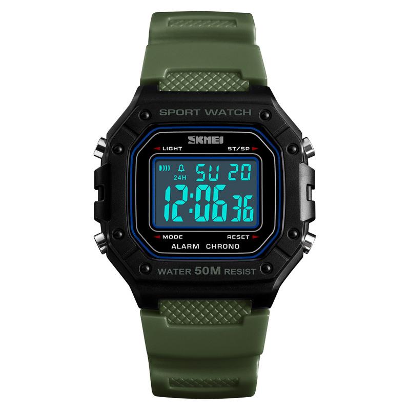 ساعت مچی دیجیتال اسکمی مدل 96-14 کد 05