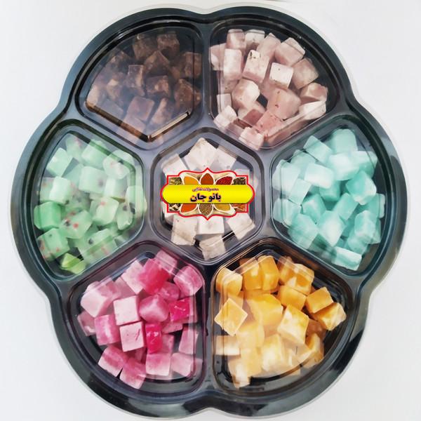 قند طعم دار بانوجان - ۸۵۰ گرم