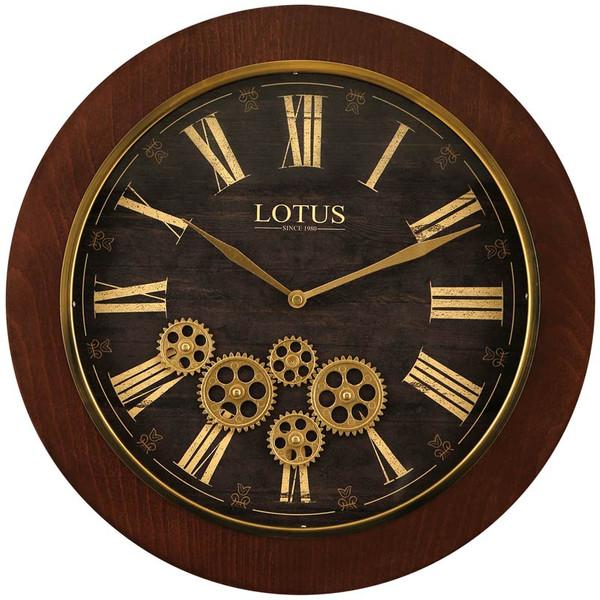 ساعت دیواری لوتوس مدل 400404