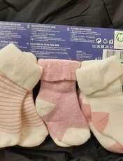 جوراب نوزادی لوپیلو کد 001 مجموعه 5 عددی -  - 6