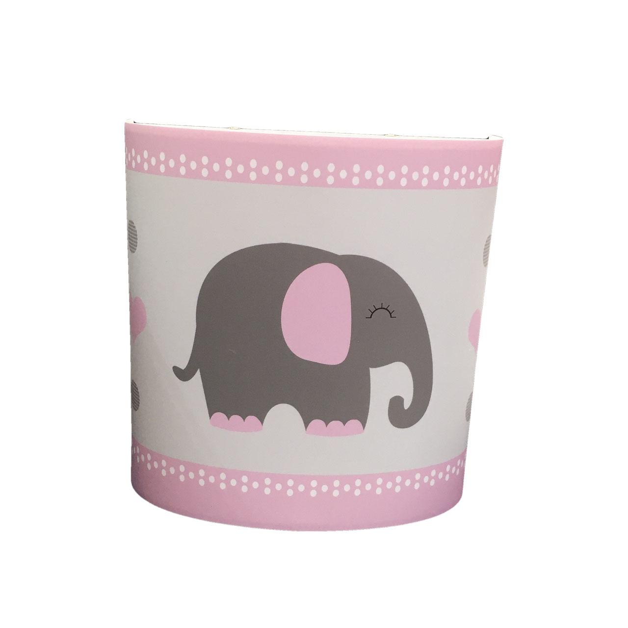 چراغ خواب کودک طرح فیل مدل ۵۵۲۲
