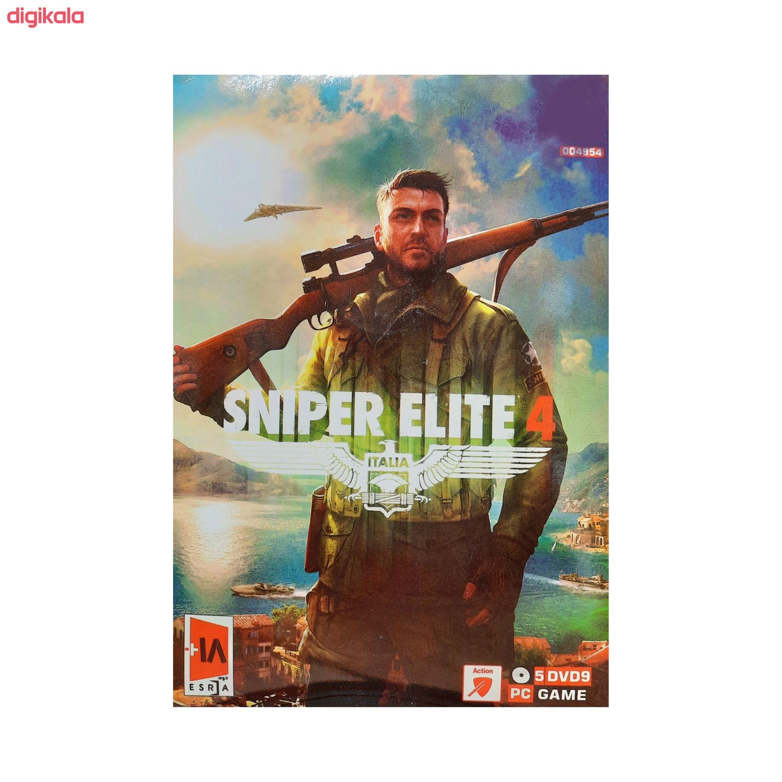 بازی Sniper Elite  4 مخصوص pc main 1 1