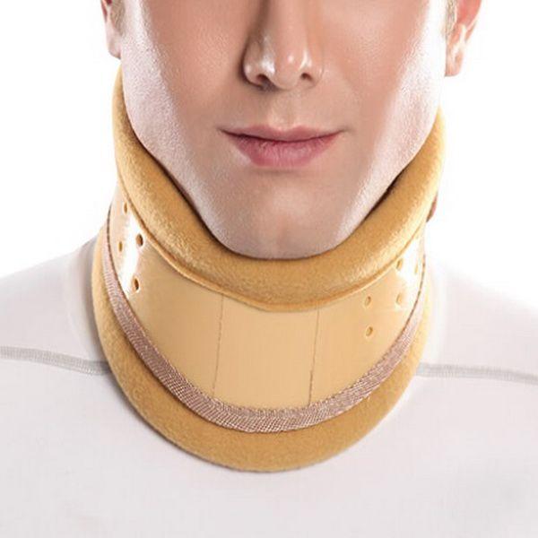 گردن بند طبی پاک سمن مدل hard-002114