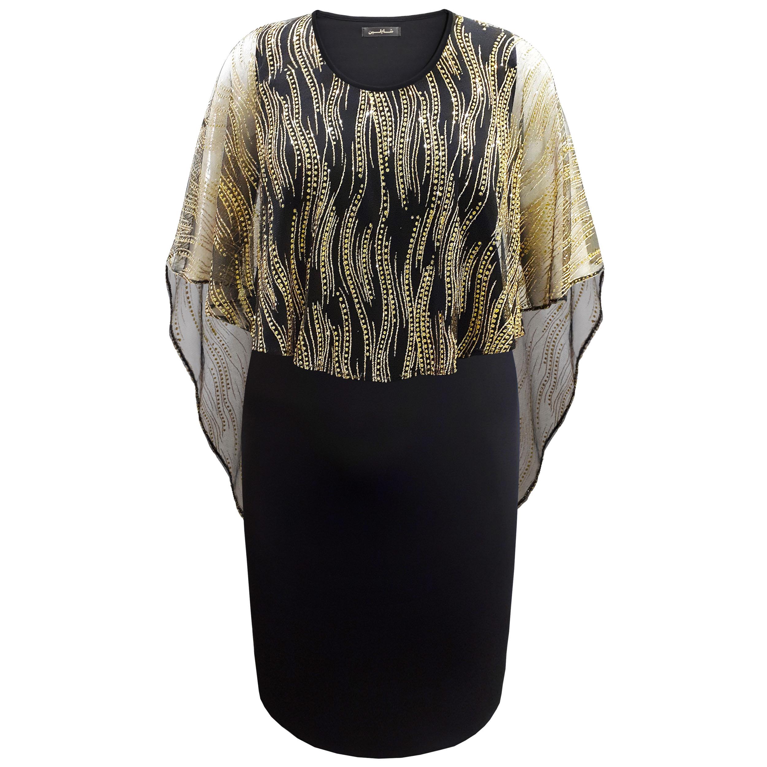 پیراهن زنانه شایلین کد 1131