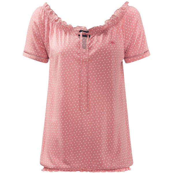 تی شرت آستین کوتاه زنانه جینا مدل DON-1302