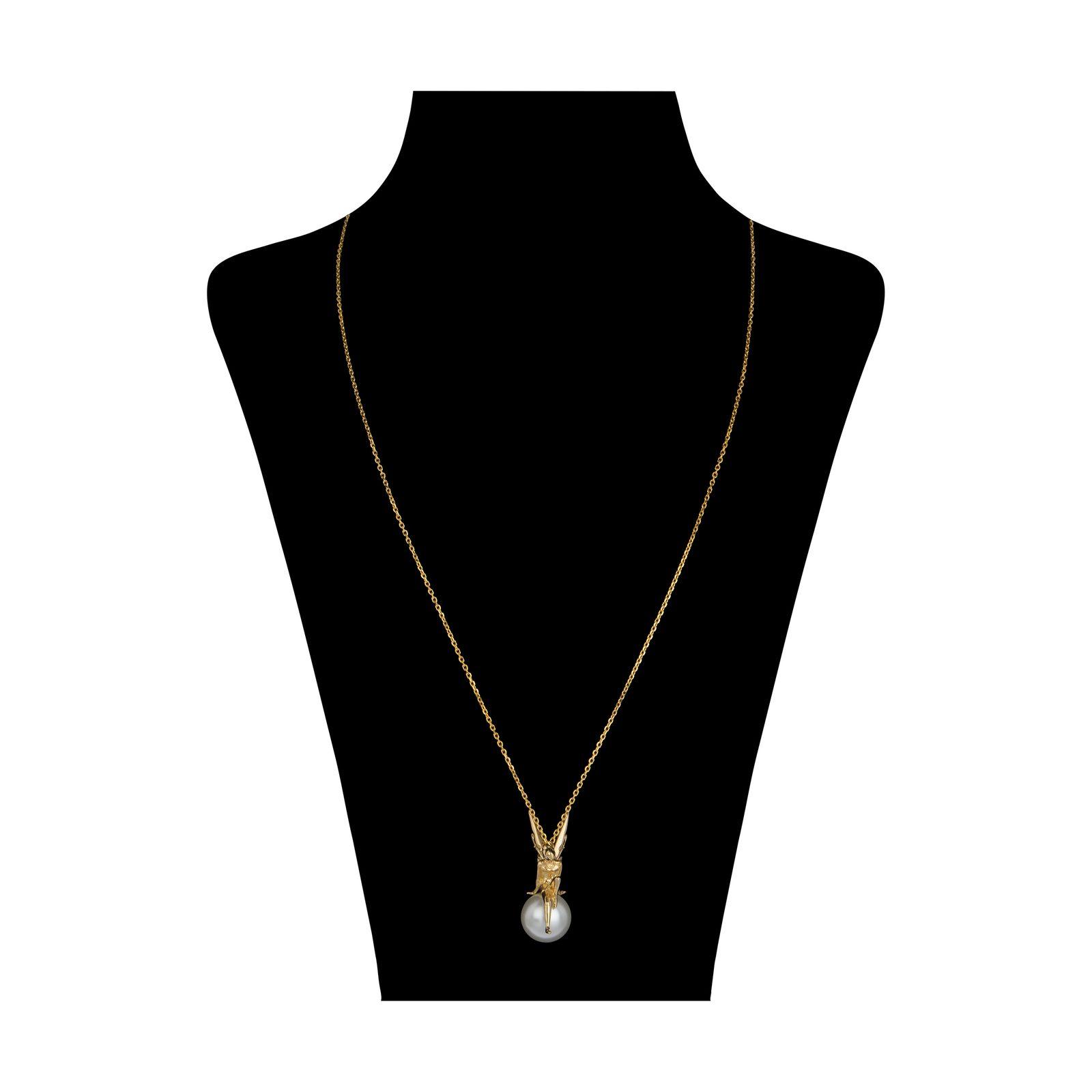 گردنبند طلا 18 عیار زنانه سیودو مدل 119559 -  - 2