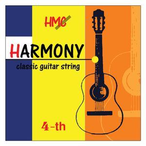 سیم گیتار کلاسیک هارمونی مدل 4th تک چهارم