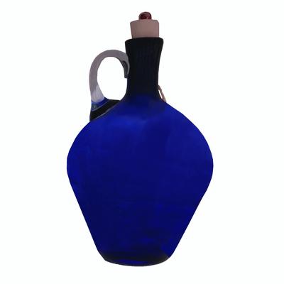 بطری دکوری طرح اشکانیان کد S1