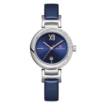 ساعت مچی عقربه ای زنانه نیوی فورس مدل NF5007 SBEBE