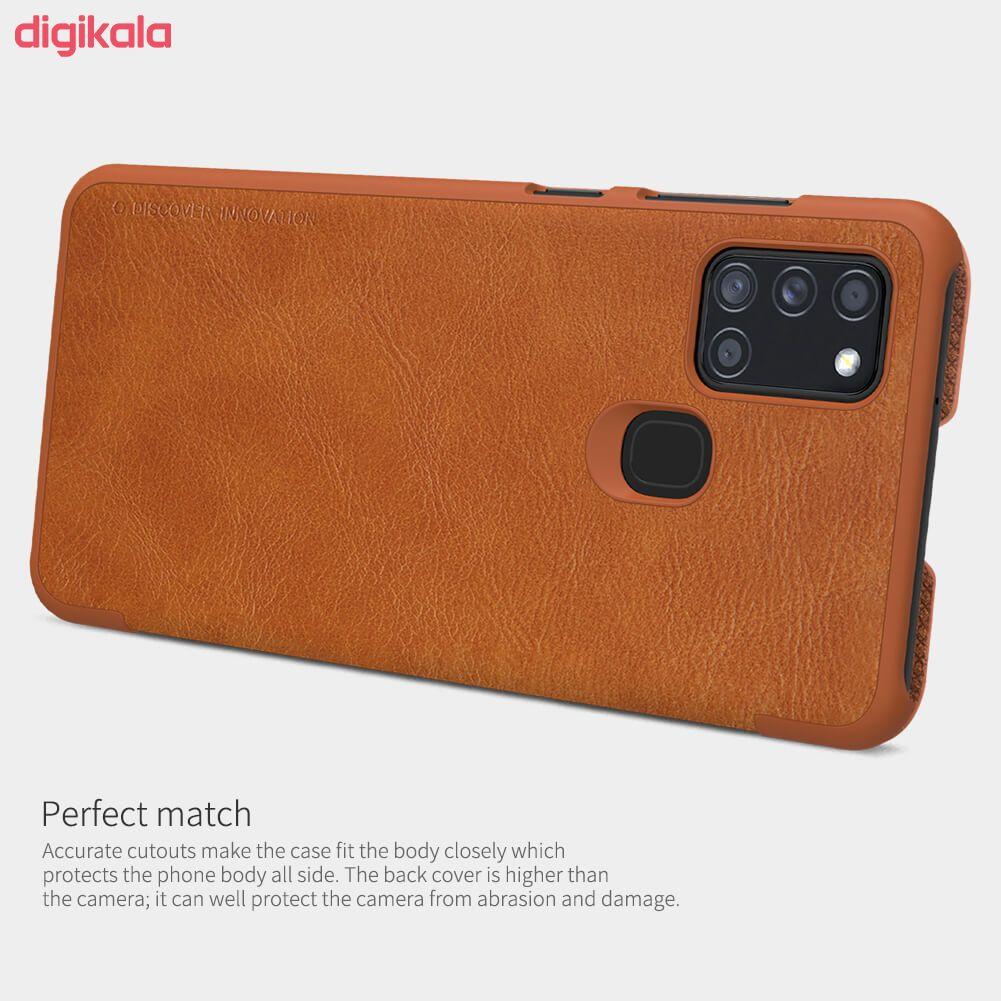 کیف کلاسوری نیلکین مدل QIN مناسب برای گوشی موبایل سامسونگ Galaxy A21s main 1 14