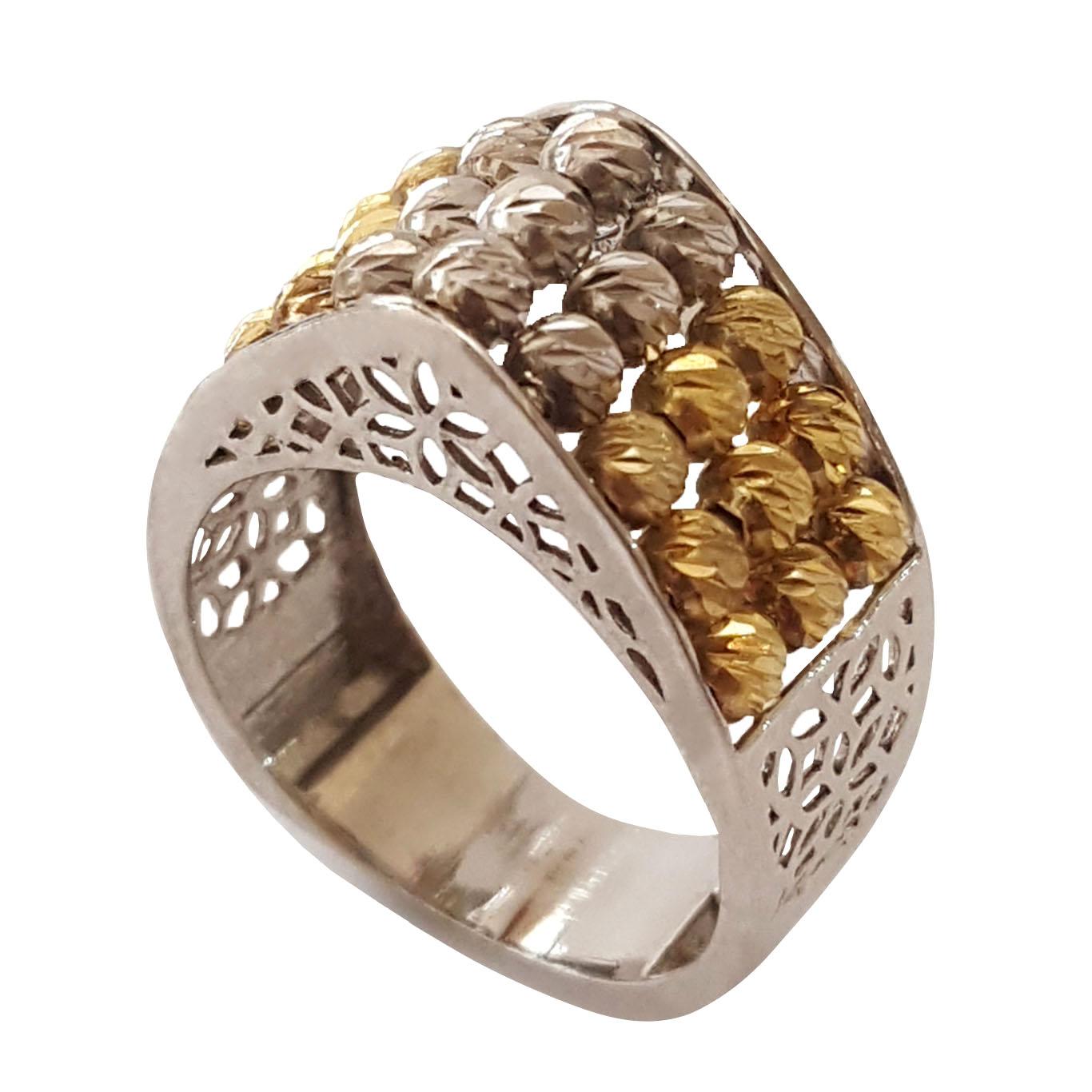 انگشتر نقره زنانه مدل AMT_R054