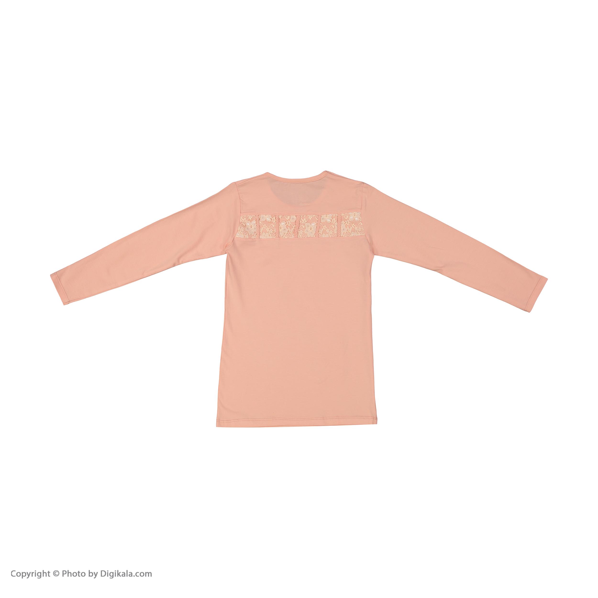 تی شرت دخترانه سون پون مدل 1391354-84 -  - 4
