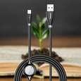 کابل تبدیل USB به لایتنینگ باسئوس مدل CALEYE طول 1.2 متر thumb 2