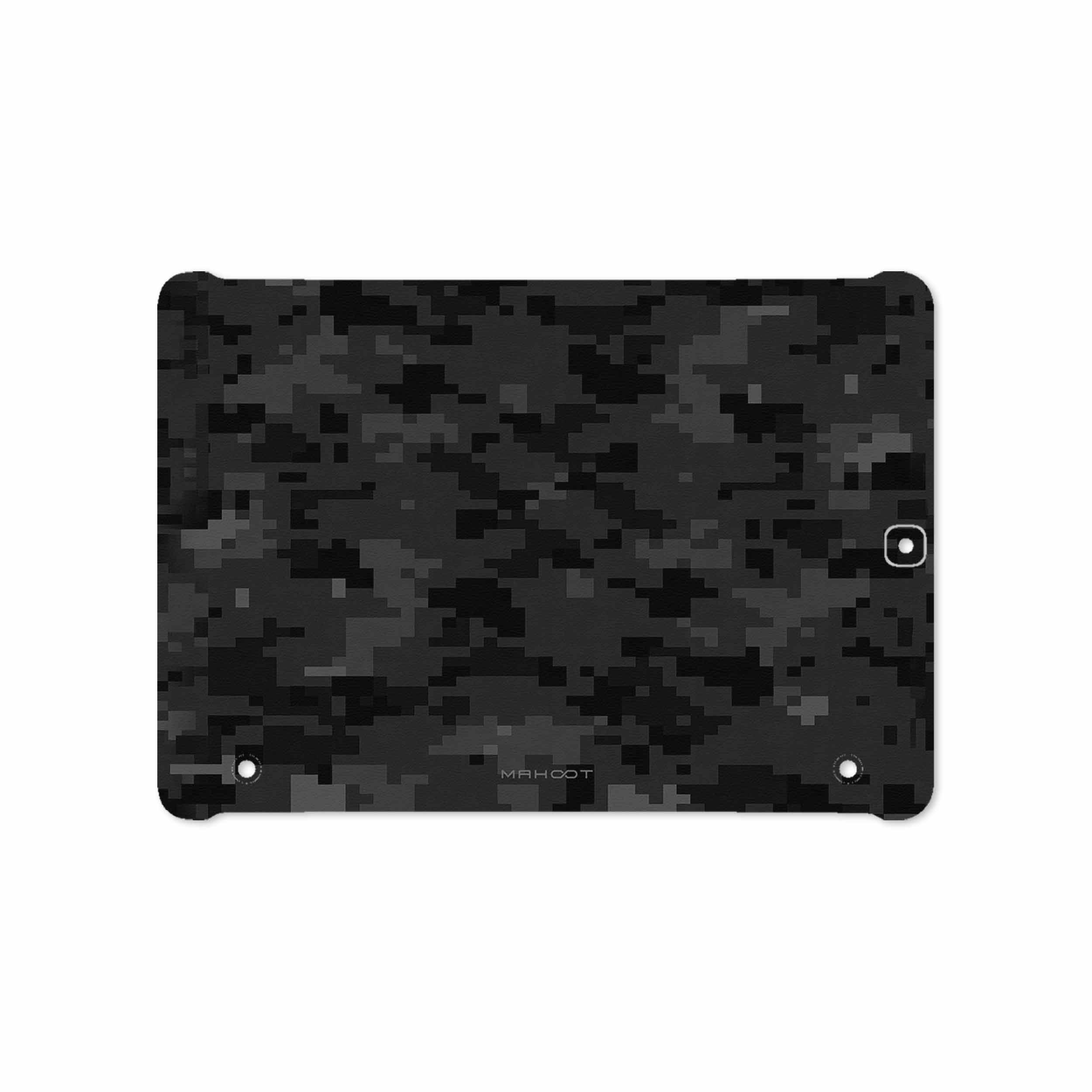 بررسی و خرید [با تخفیف]                                     برچسب پوششی ماهوت مدل Night-Army-Pixel مناسب برای تبلت سامسونگ Galaxy Tab S2 9.7 2015 T810                             اورجینال