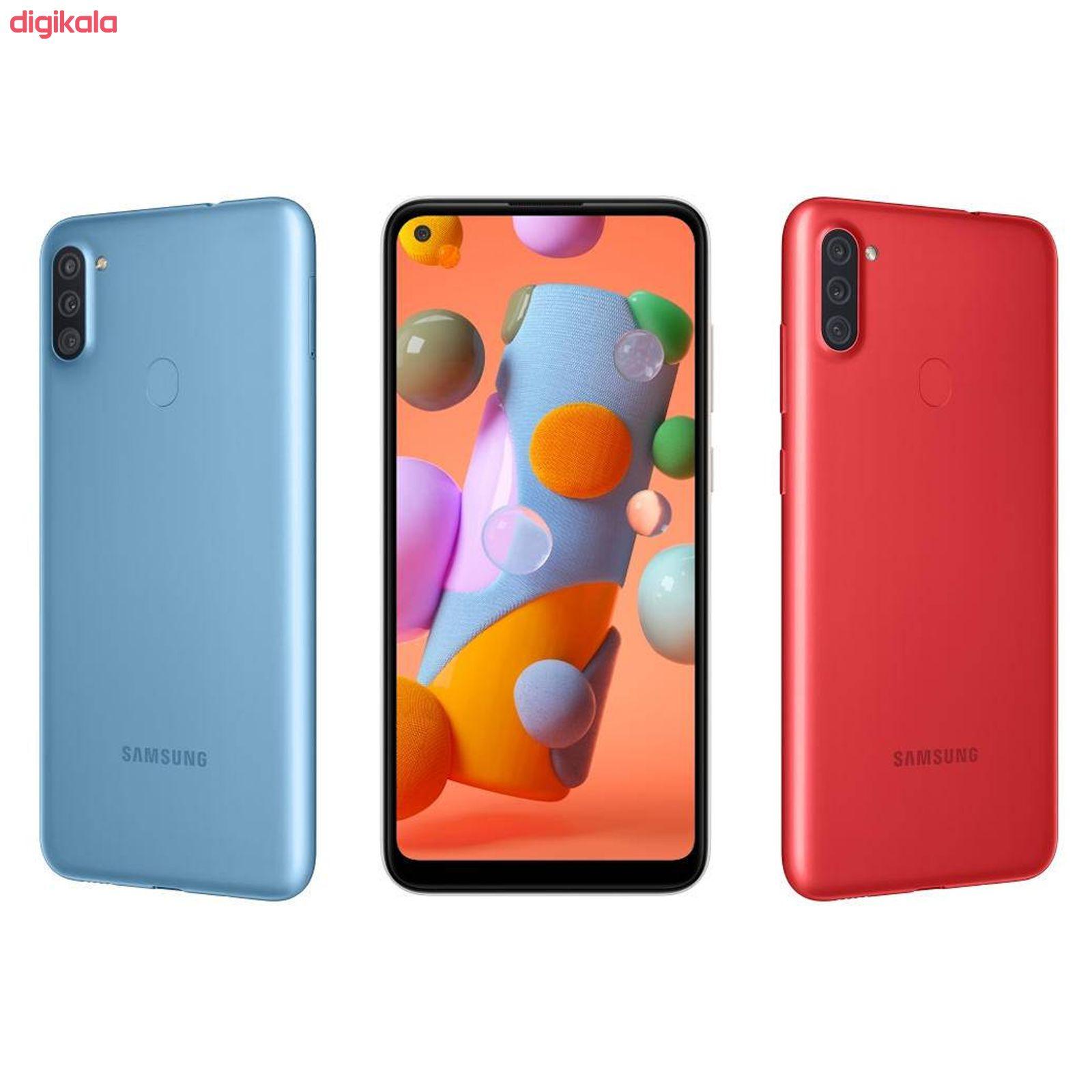 گوشی موبایل سامسونگ مدل Galaxy A11 SM-A115F/DS دو سیم کارت ظرفیت 32 گیگابایت با 2 گیگابایت رم main 1 3