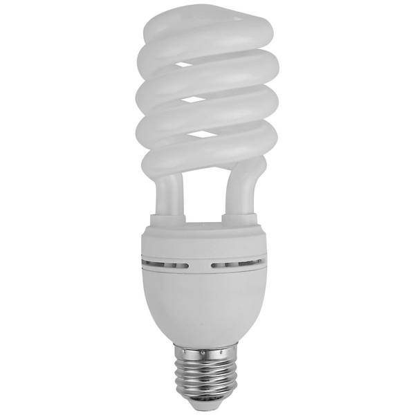 لامپ کم مصرف 23 وات ایران زمین مدل T3hz پایه E27