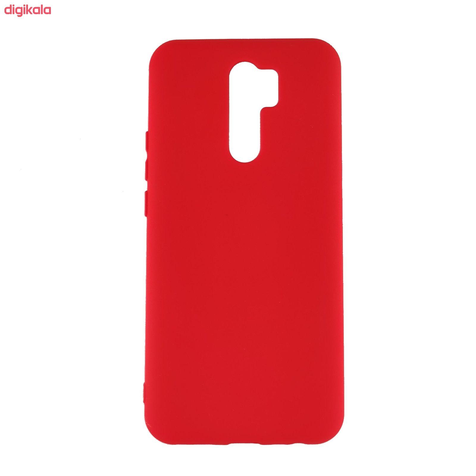 کاور مدل SIONI مناسب برای گوشی موبایل شیائومی Redmi 9/9 prim main 1 8