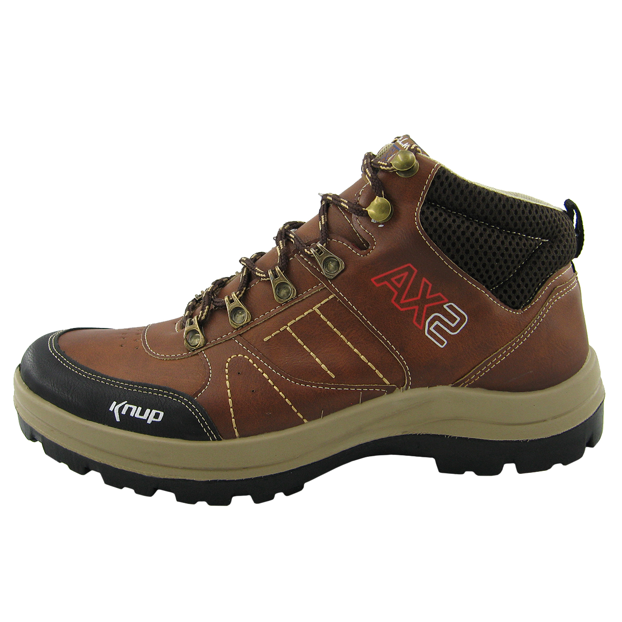 کفش کوهنوردی مردانه کد 493-59-BR