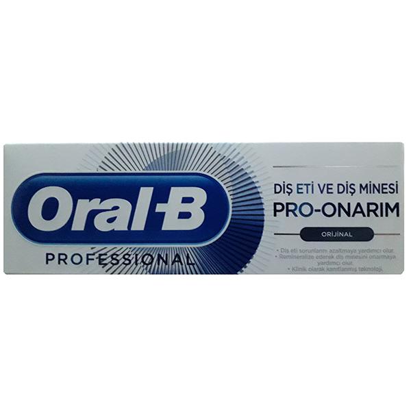 خرید                       خمیر دندان اورال-بی مدل PRO-ONARIM حجم 50 میلی لیتر