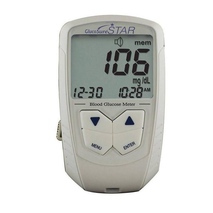دستگاه تست قند خون استار مدل 001