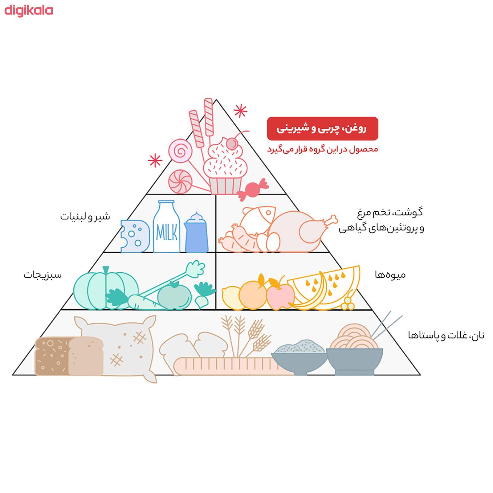 گز آردی 40 درصد پسته شیرین - 450 گرم main 1 2