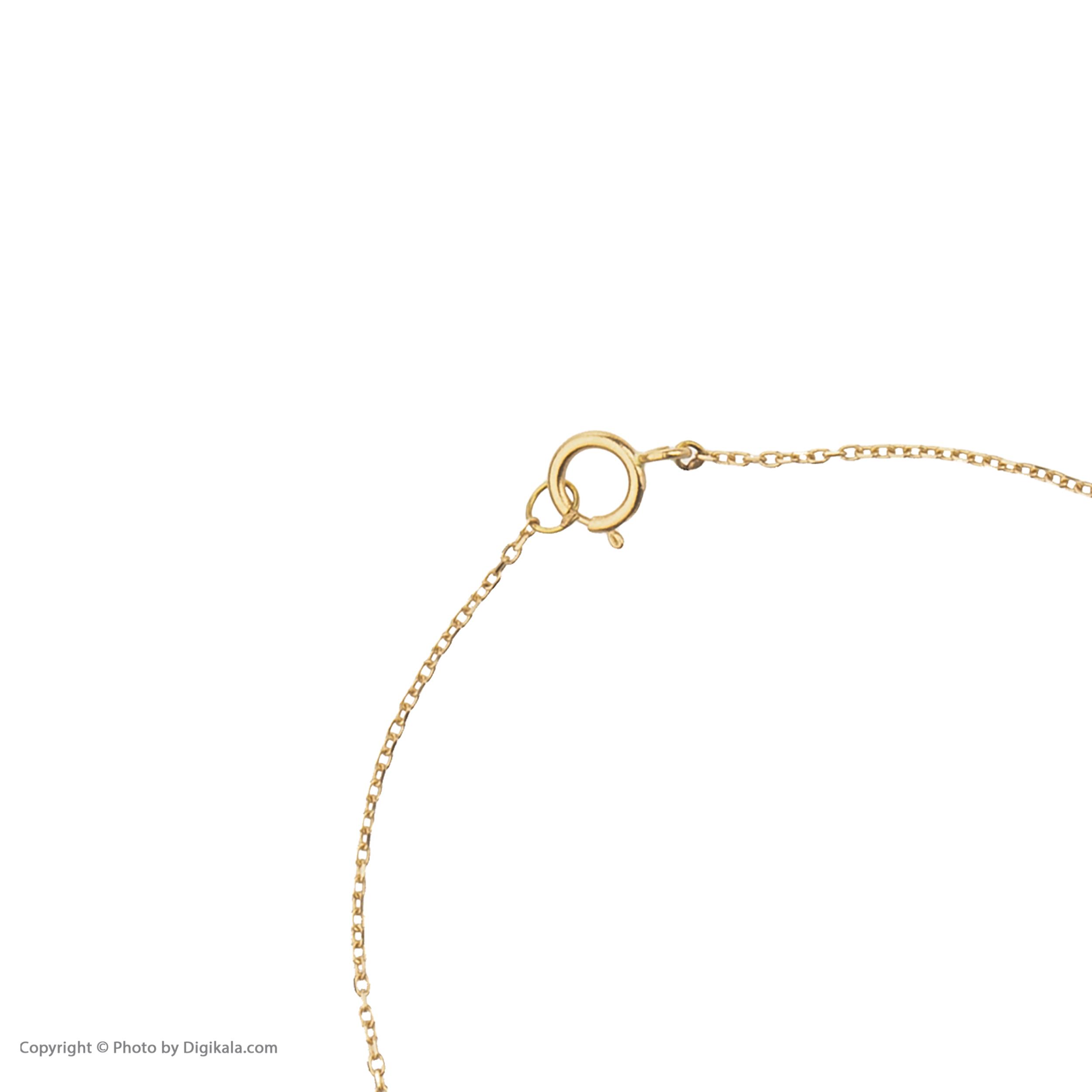 دستبند طلا 18 عیار زنانه نیوانی مدل DA818 -  - 6