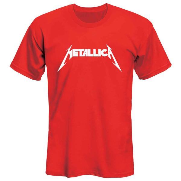 تی شرت آستین کوتاه زنانه طرح METALLICA مدل 36144