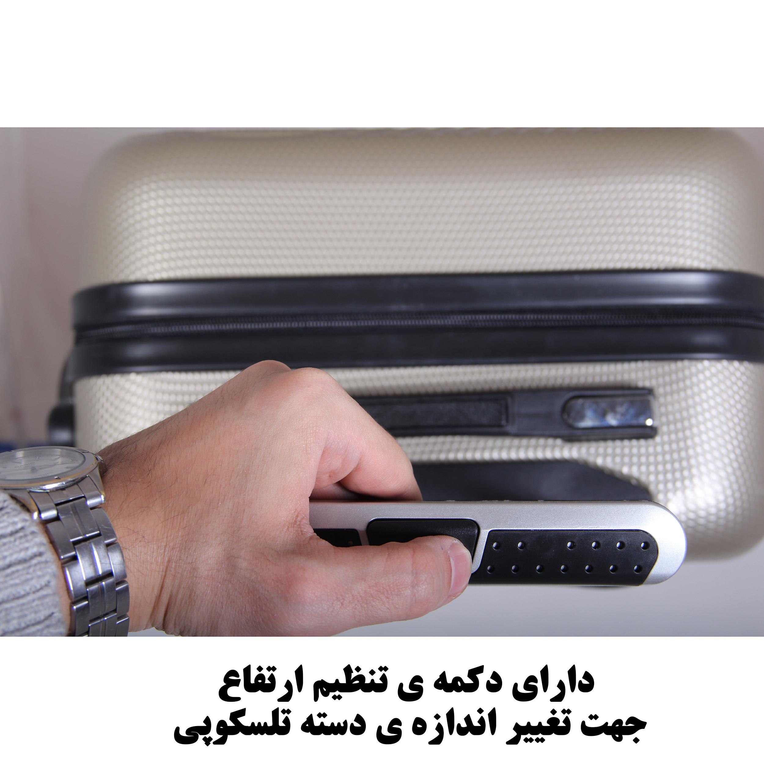 مجموعه چهار عددی چمدان اسپرت من مدل NS001 main 1 26