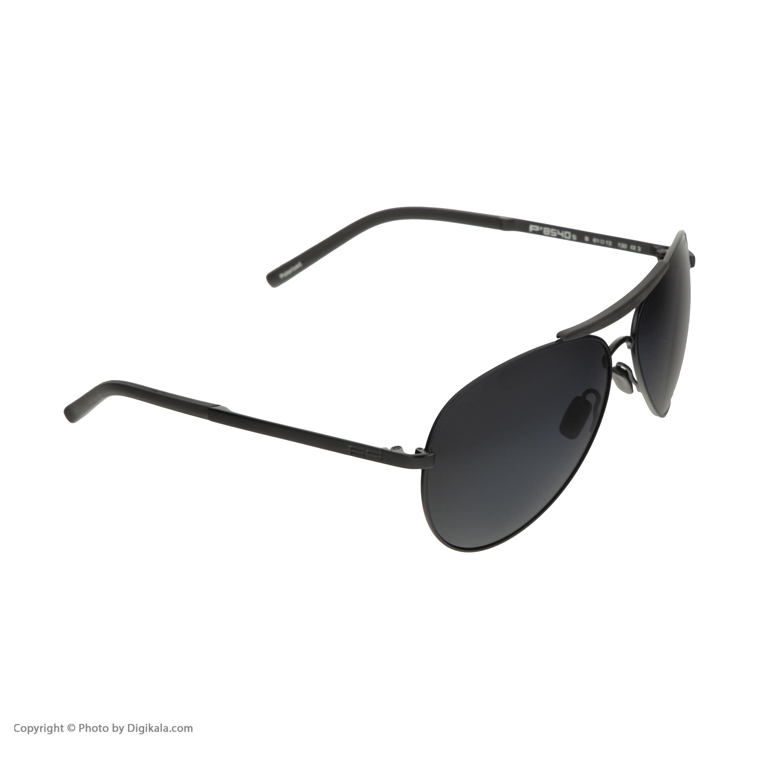 عینک آفتابی مردانه پورش دیزاین مدل P8540