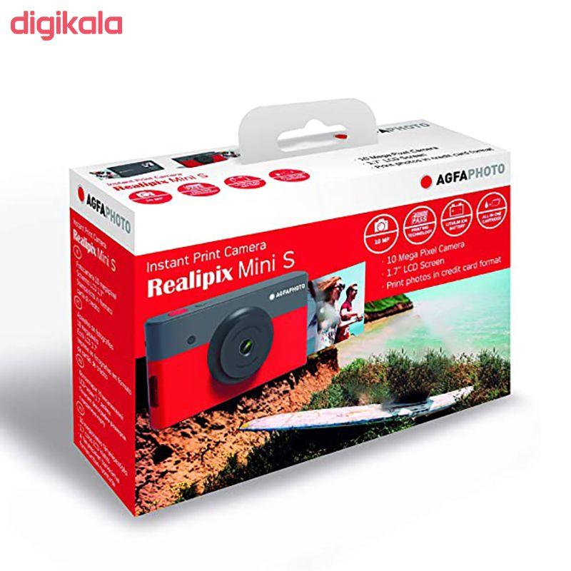 دوربین دیجیتال آگفافوتو مدل Realipix Mini S AMS23RD main 1 3