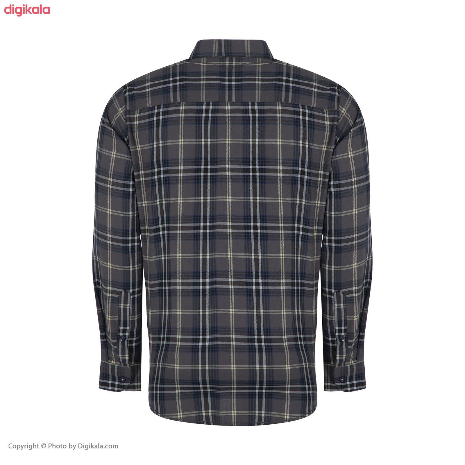 پیراهن مردانه مدل LS03 main 1 2