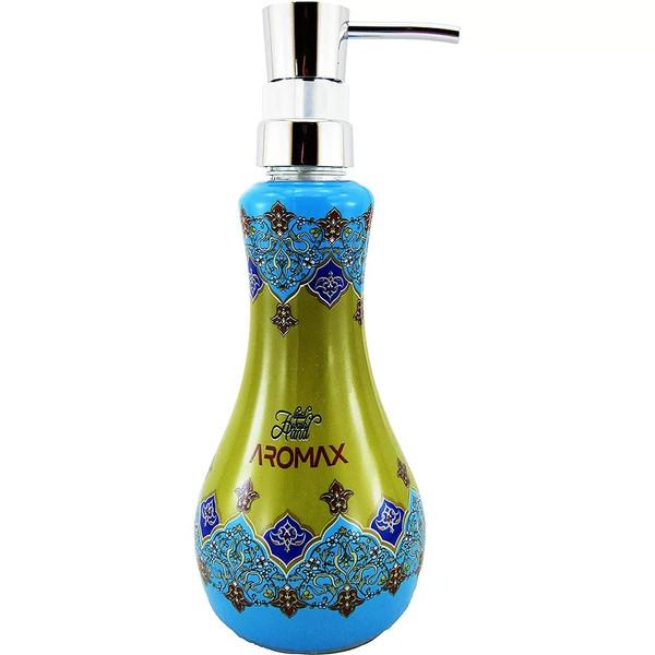 مایع دستشویی آرومکس طرح سنتی حجم 400 میلی لیتر