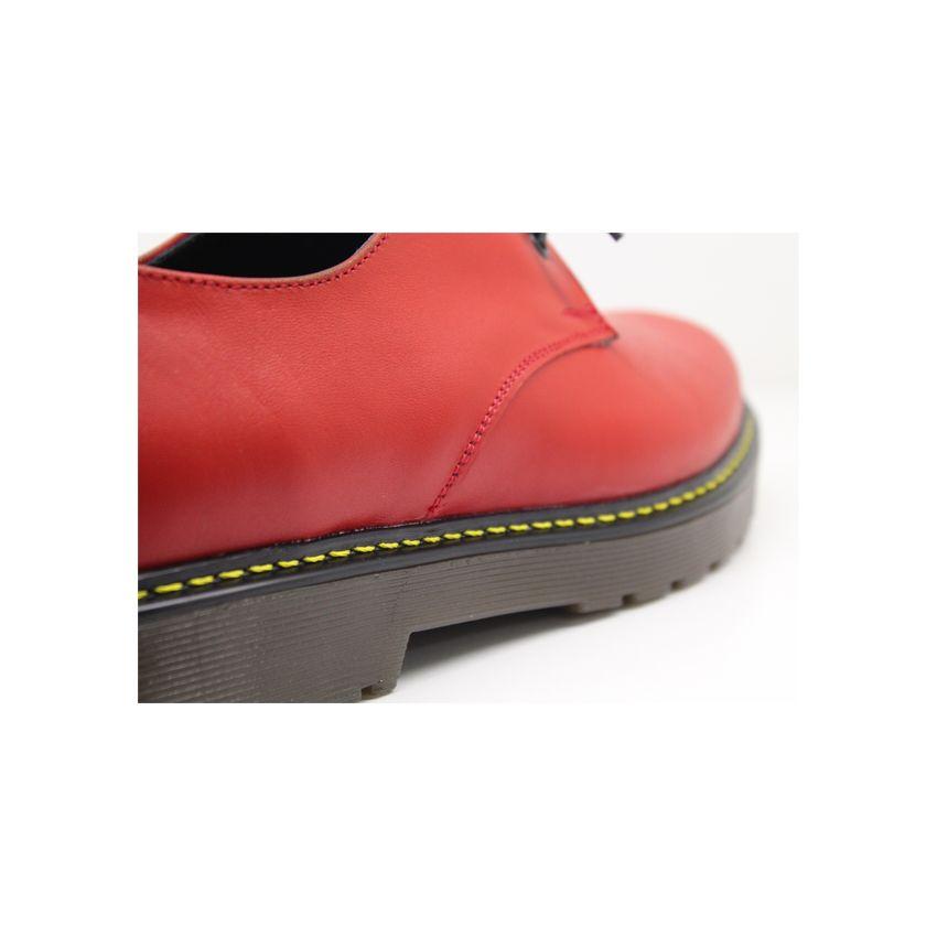 کفش زنانه چرم آرا مدل sh037 کد gh -  - 4
