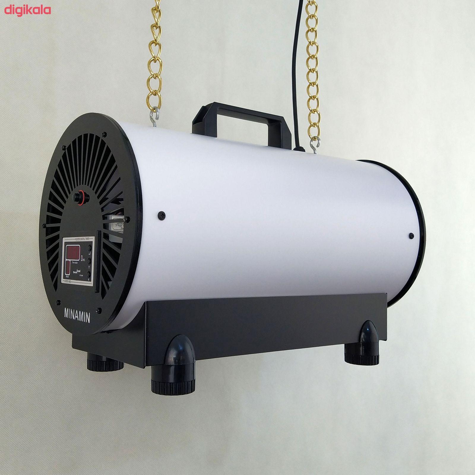 دستگاه تصفیه کننده هوا و سطوح مینامین مدل SP23-P2