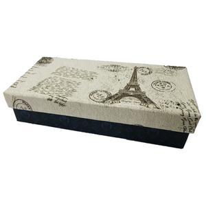 جعبه هدیه مدل پاریس