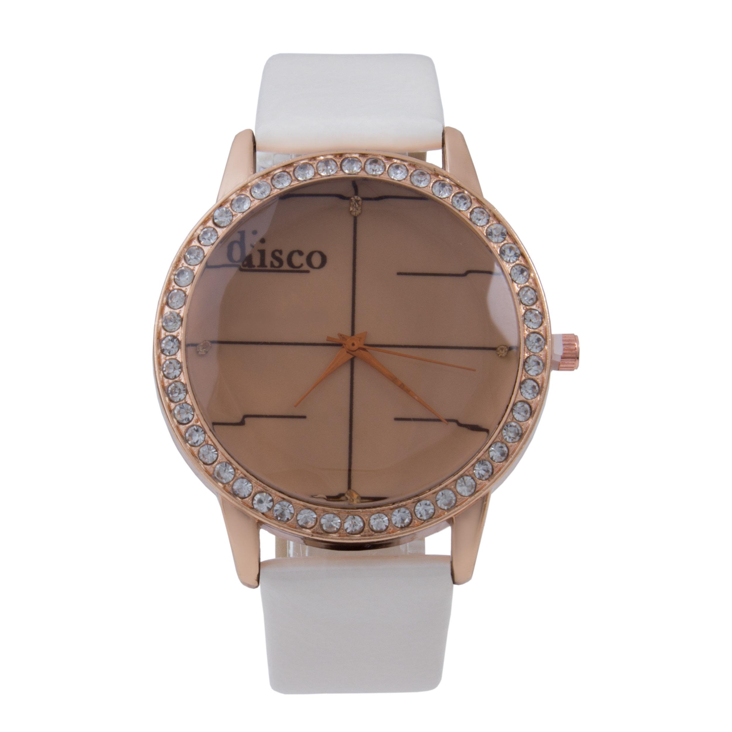 ساعت مچی عقربه ای زنانه کد WHW-114              خرید (⭐️⭐️⭐️)