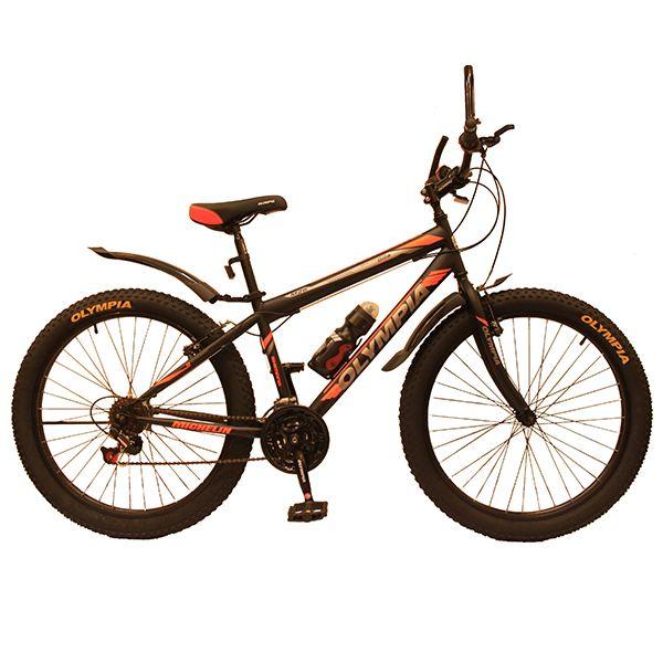 دوچرخه کوهستان المپیا مدل MICHELIN سایز 26