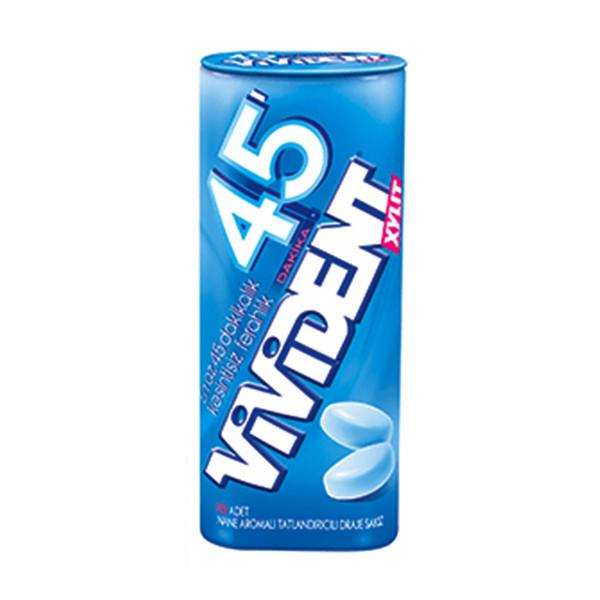 قرص خوشبو کننده دهان ویویدنت با طعم نعناع خنک - 21 گرم