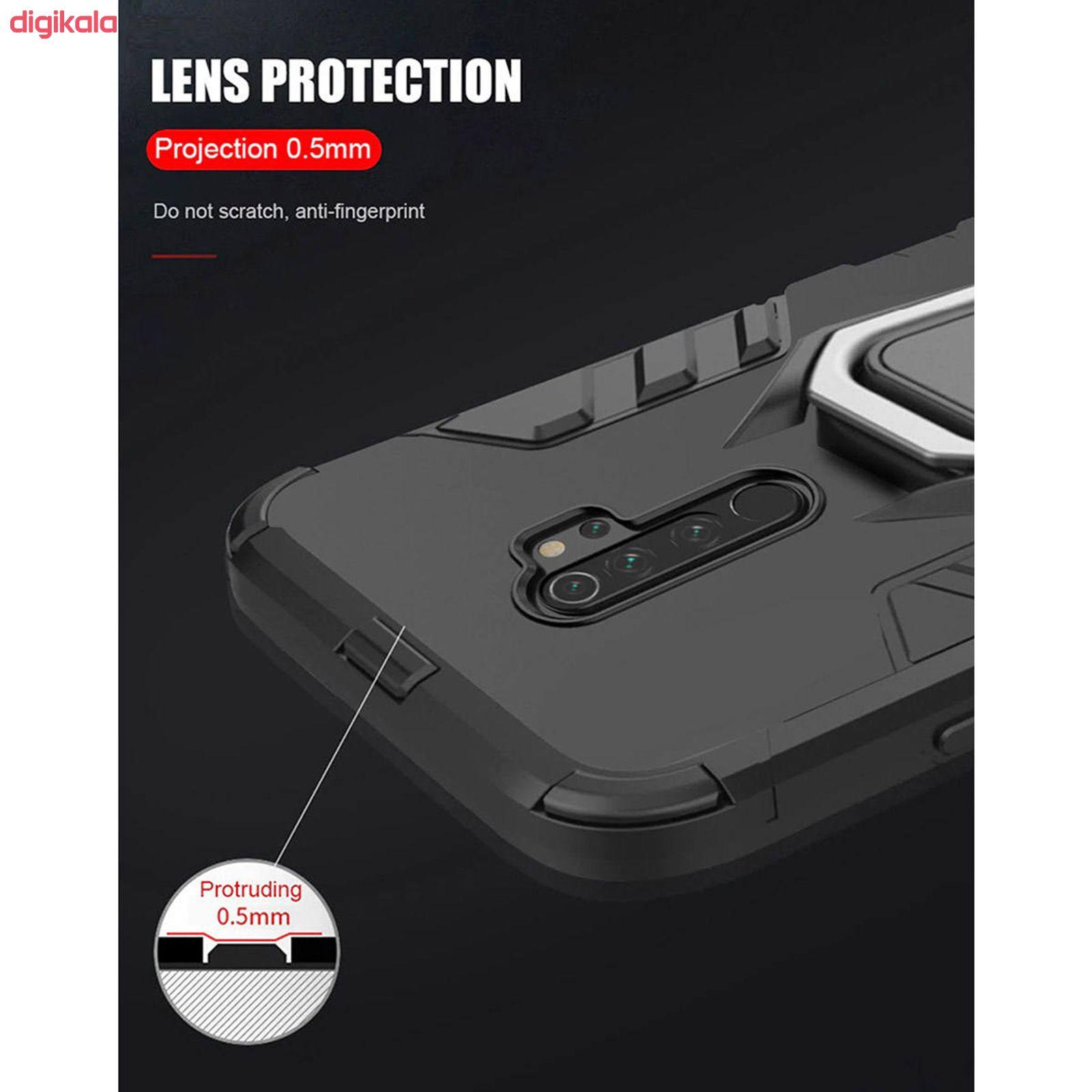 کاور کماندو مدل ASH21 مناسب برای گوشی موبایل شیائومی Redmi Note 8 Pro main 1 13