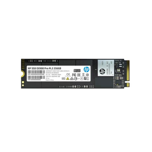 بررسی و خرید [با تخفیف]                                     اس اس دی اینترنال اچ پی مدل EX900 PRO M.2 ظرفیت 256 گیگابایت                              اورجینال