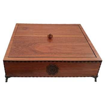 جعبه چای کیسه ای مدل M09