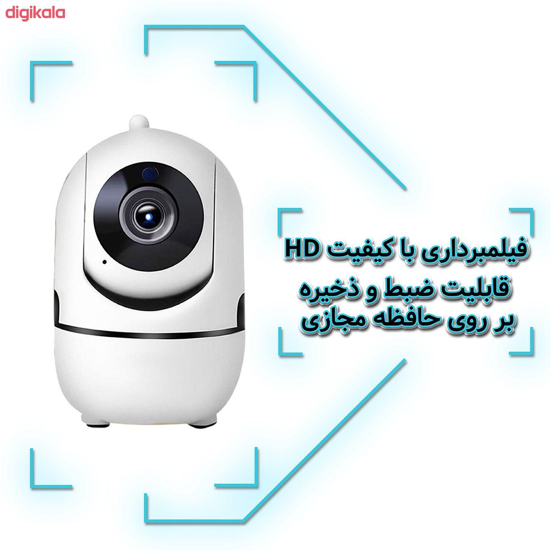 دوربین کنترل کودک مام مدل QWB-360EYES main 1 6